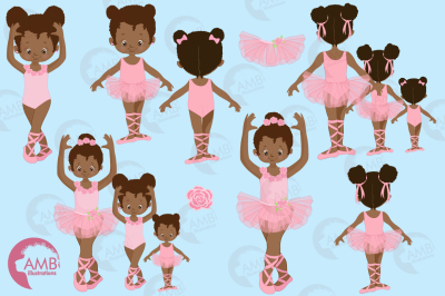 Baby Girl Dark Skin Tone Clipart Graphics And Illustrations Amb 835