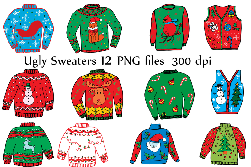 29+ Ugly Christmas Sweater Reindeer Snowflakes Svg And Dxf Cut File Ò Png Ò Download File Ò Cricut Ò Silhouette Design