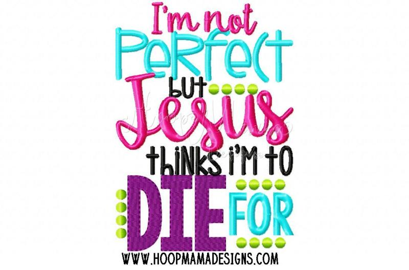 Download Free I'M Not Perfect Crafter File