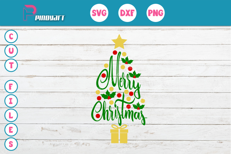 39+ Merry Christmas Vector Cut Files Crafter Files