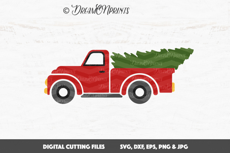 Christmas Tree Truck Svg Free.Free Christmas Tree Truck Vector Svg Crafter File Free Svg