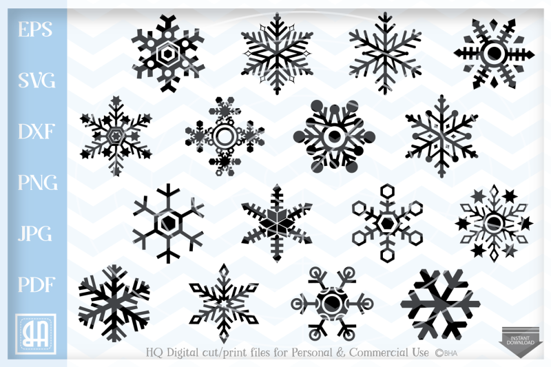 Free Snowflakes Svg Snowflake Svg Christmas Svg Snow Svg Xmas Svg Cutting File Winter Clipart Svg Dxf Eps Png Jpg Pdf Crafter File
