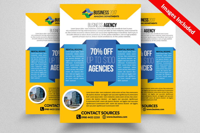 Tax Prepare Flyer Template By Designhub Thehungryjpeg Com