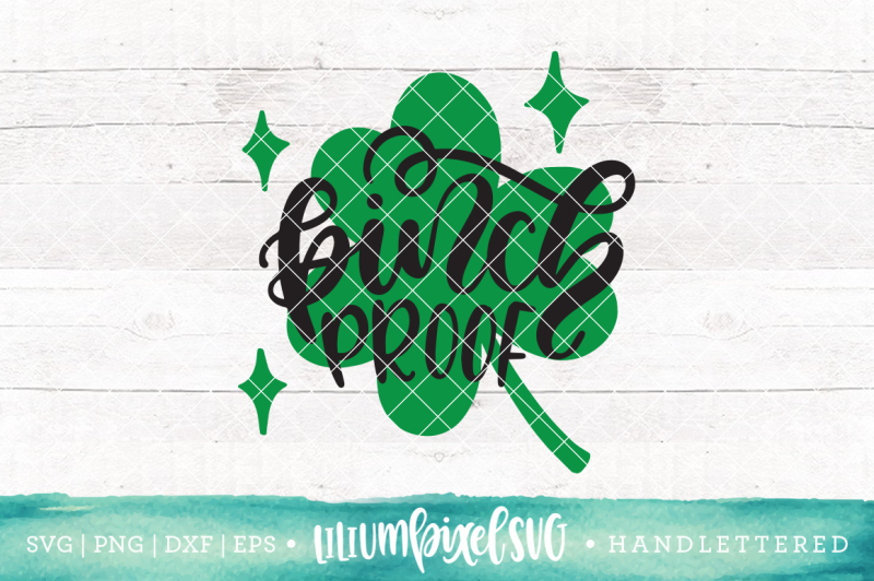 Download Free Clover Pinch Proof  Svg Png Dxf Eps File Crafter File