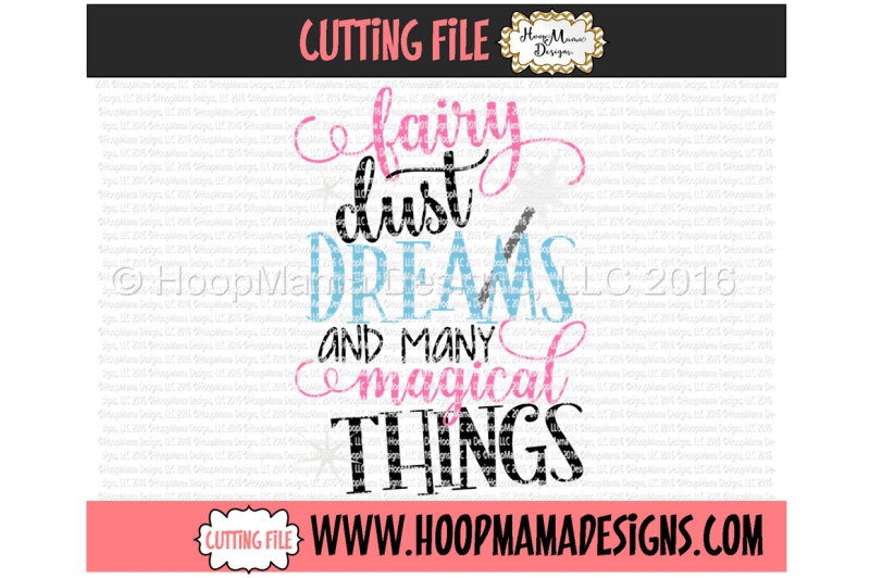 Download Free Fairy Dust Dreams And Magical Things Crafter File