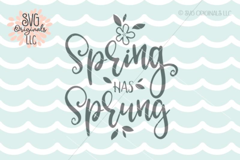 Get Easter Svg Spring Svg Spring Quote Easter Svg Design