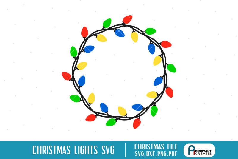 Free Christmas Lights Svg.Free Christmas Lights Svg Christmas Svg Christmas Lights Svg