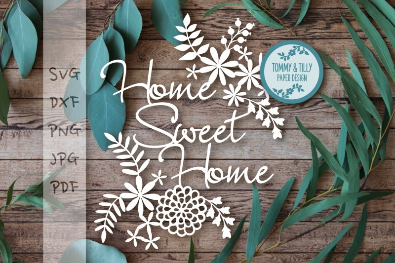 Home Sweet Home Svg Dxf Png Pdf Jpg Scalable Vector Graphics Design Free Download Svg Cut Files Images