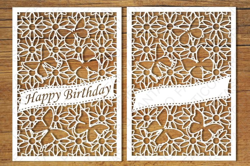 Download Greeting Cards and Happy Birthday cards - All Free SVG Cut ...