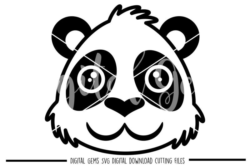 Free Panda Svg Dxf Eps Png Files Vector Svg Free Gymnast Svg File