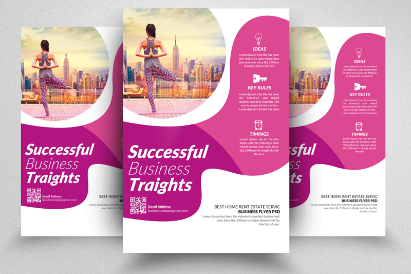 Tax Prepare Flyer Templates By Designhub Thehungryjpeg Com
