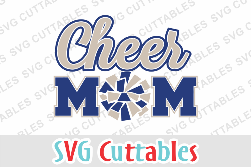 Free Cheer Mom Svg Cut File Crafter File Best Free Svg Files Images Cutting Silhouette Projects