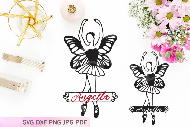 Free Ballerina With Wings Svg Paper Cutting Template Butterfly Wings Pdf Crafter File Free Svg Cuts Free pattern 14 om telolet om. free svg cuts