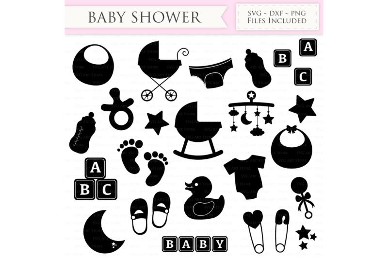 Baby Shower SVG Files New baby SVG Cutting File Design - Free Disney