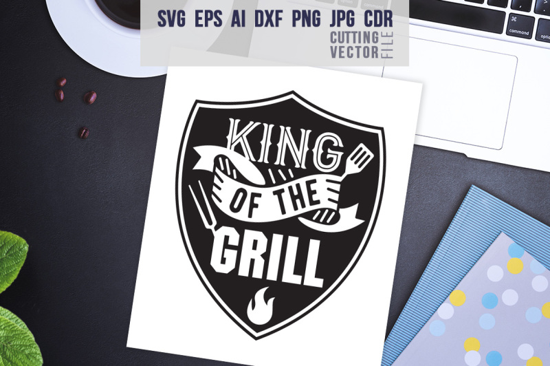Grill Dxf