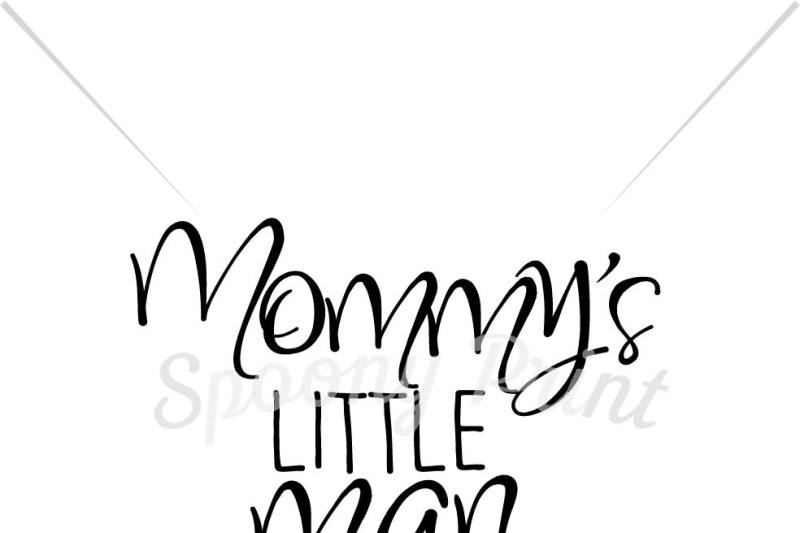 Download Mommy's Little Witch – Svg File DXF