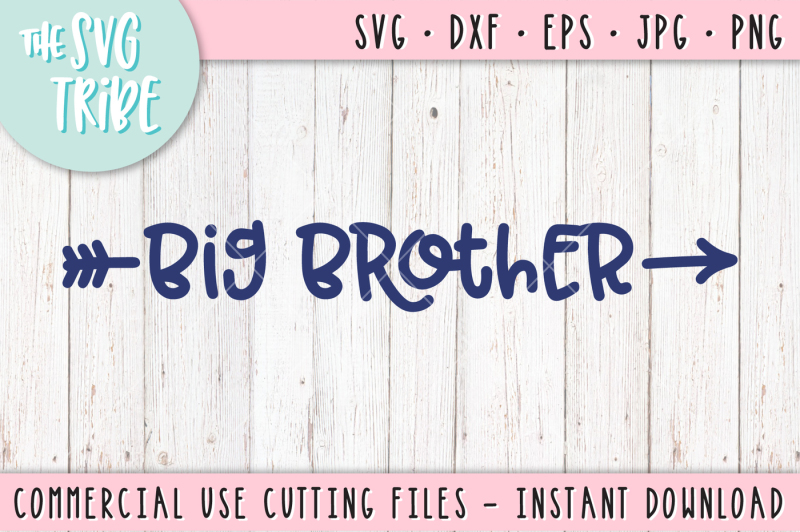 Free Big Brother Svg Dxf Png Eps Jpg Cutting Files Crafter File 20114 Free Svg Files For Cricut Silhouette And Brother Scan N Cut