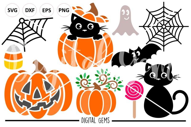 Free Halloween Mini Bundle Svg Free Svg Cut Files Silhouette