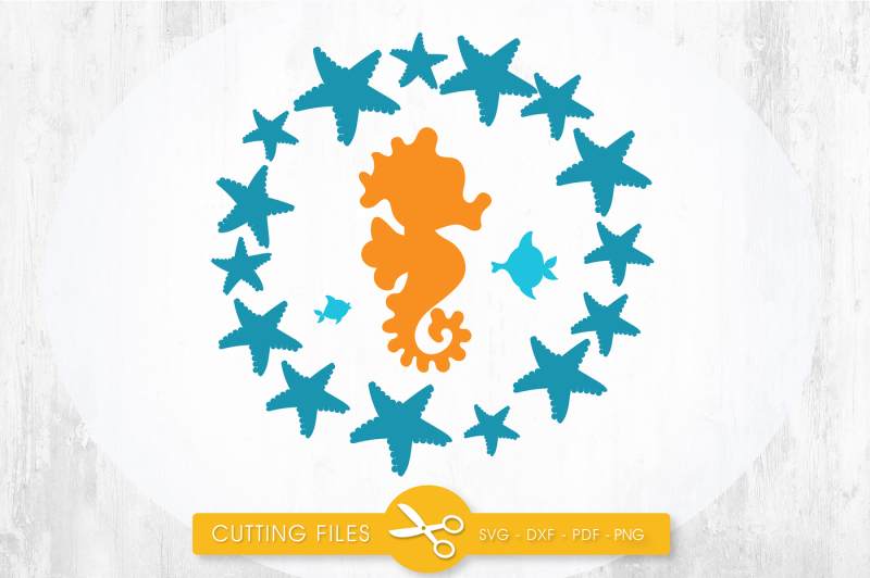 Free Seahorse Svg Png Eps Dxf Svg Cut Files Design Vector