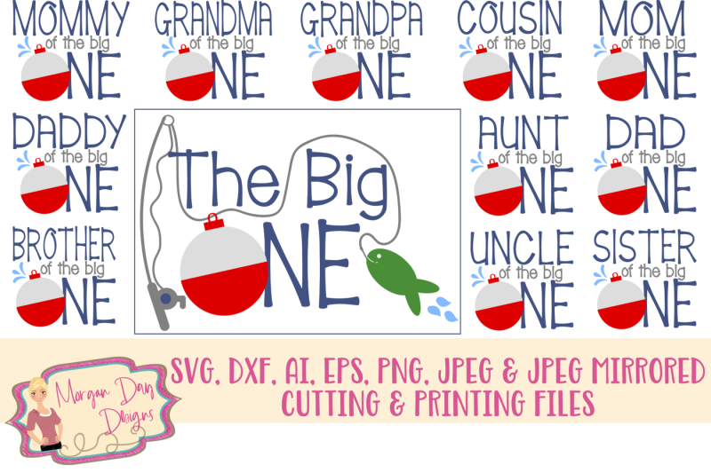 Free The Big One Bundle Svg Dxf Ai Eps Png Jpeg Crafter File Download Free Best Svg Cut Files
