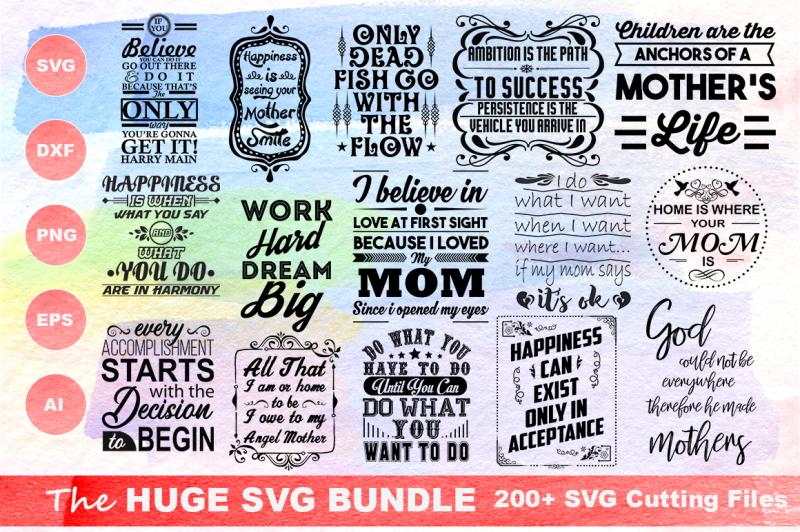 Huge SVG Cut File Bundle Design - 3D SVG File Free Image