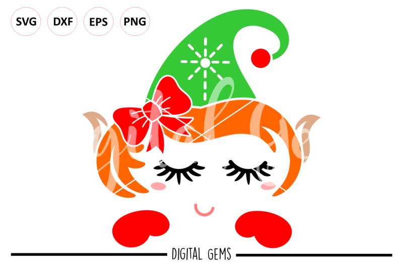 Elf Svg Dxf Eps Png Files Design Download Svg Files Dogs