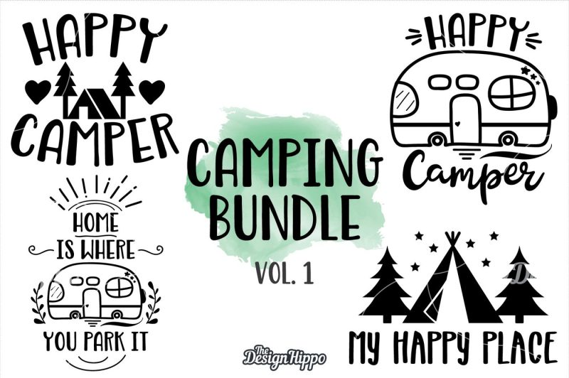 Free Camping Svg Bundle Camp Svg Bundle Camping Svg Files Png Dxf Crafter File All New Free Svg Cut Quotes Files