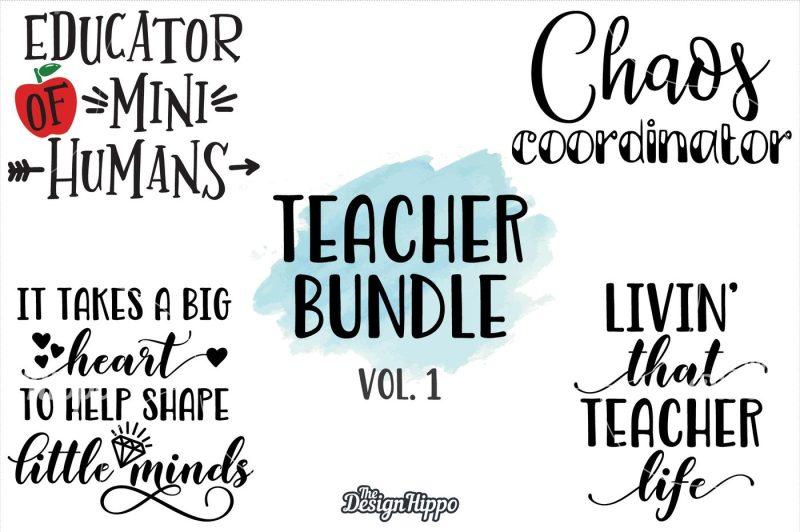 Free Teacher Svg Bundle School Svg Bundle Back To School Svg Png Svg Crafter File Free Mountain Svg Cut File
