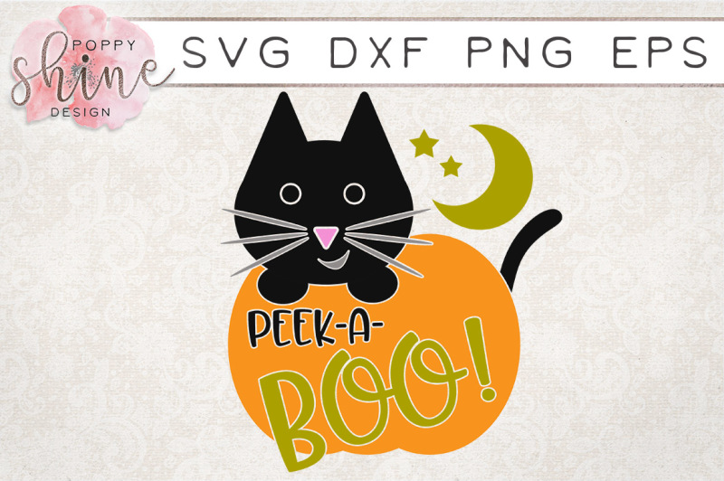Free Peek A Boo Cat Svg Png Eps Dxf Cutting Files Crafter File The Best Free Svg Files Cricut Silhouette