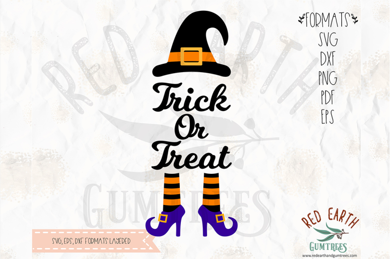 Free Halloween Trick Or Treat Svg Png Eps Dxf Pdf For Cricut Cameo Crafter File All Free Svg Cut Files Download