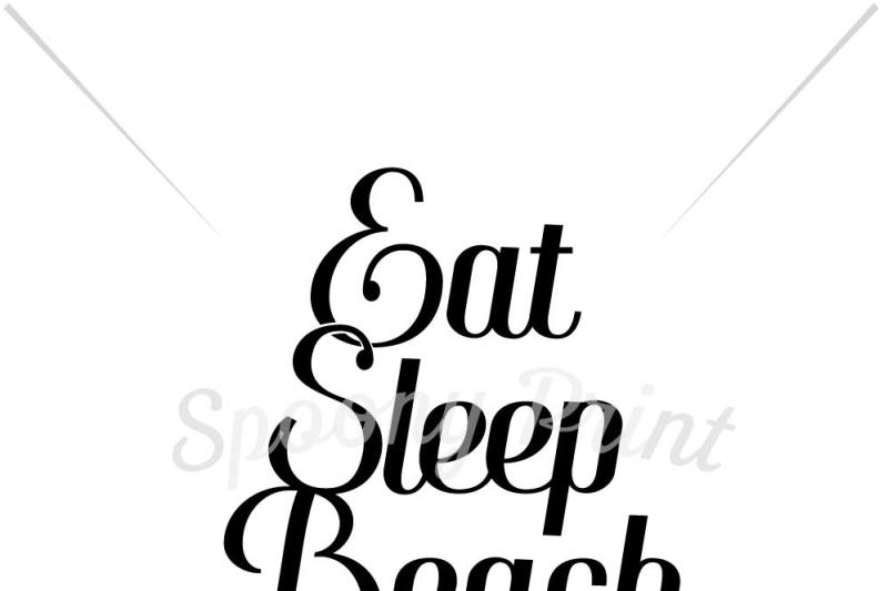 Free Eat Sleep Beach Repeat Crafter File Coffee And Jesus Svg Free Download