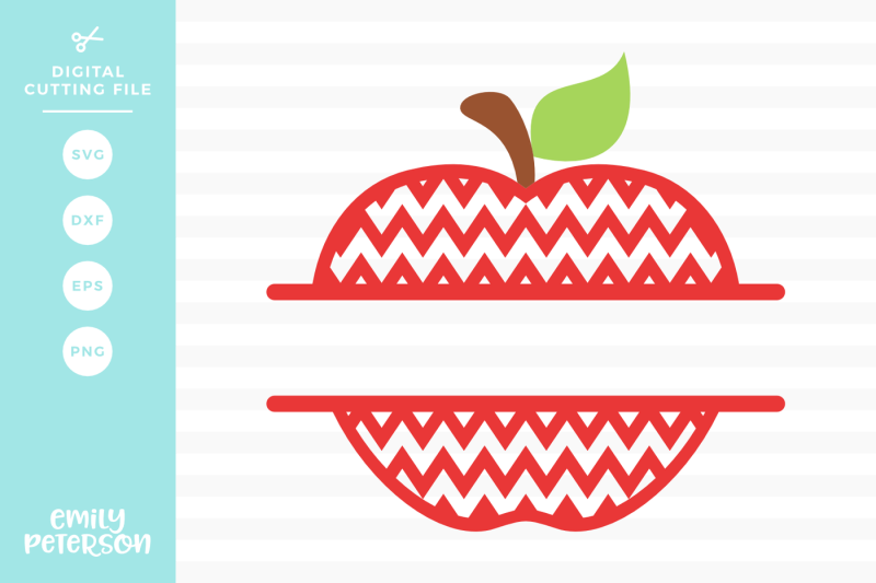 Free Monogram Chevron Apple Svg Dxf Crafter File Free Heart Svg Files Download