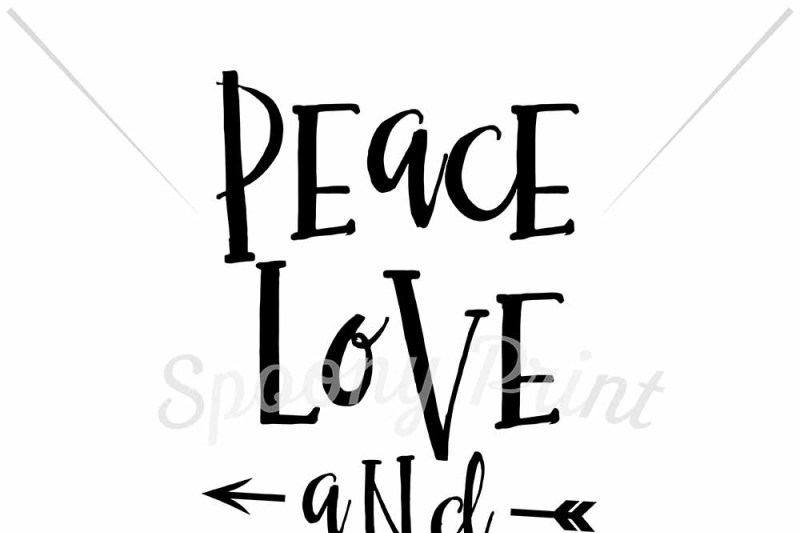 Free Peace Love Vegan Svg Free Cut Files For Silhouette