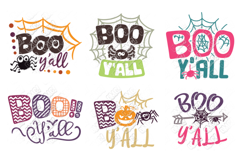 Free Boo Y All Svg Halloween In Svg Dxf Png Jpg Eps Crafter File All File Free Svg Png Download Gallery By Caluya Design