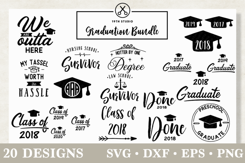 Free Graduation Svg Bundle Crafter File All New Free Svg Cut Quotes Files