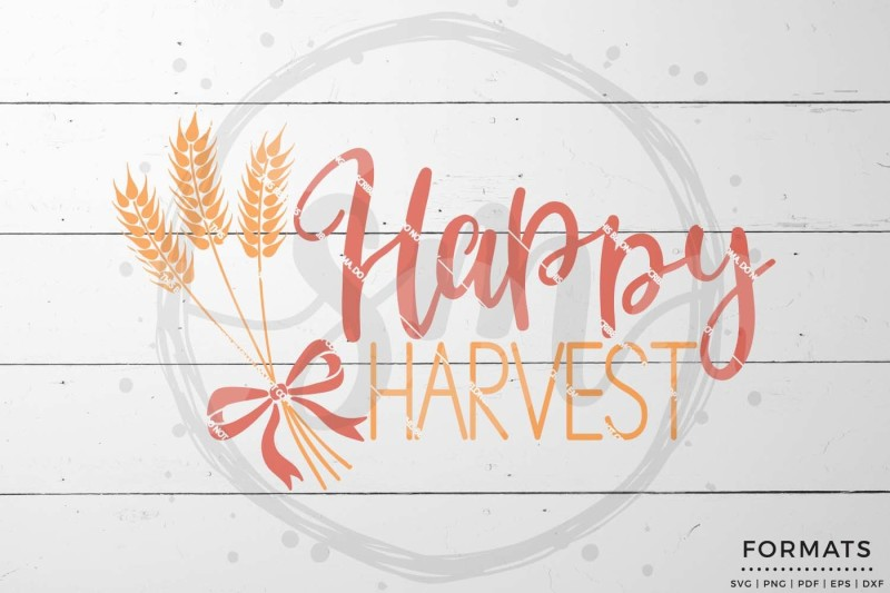 Free Happy Harvest Svg Crafter File Best Animation Creator Animate And Image Svg