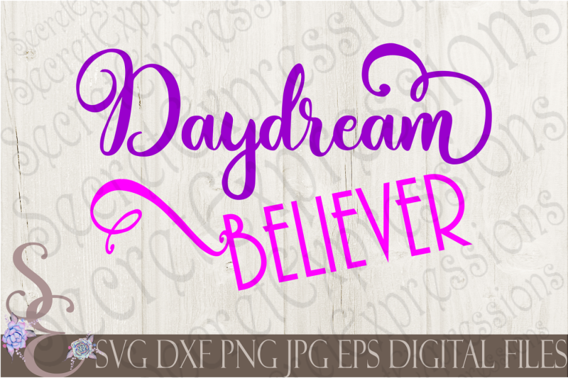Free Daydream Believer Svg Free Icon Font Svg Pdf Png Generator