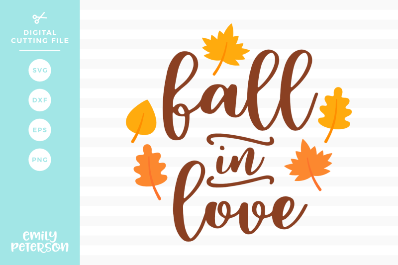 Free Fall In Love Svg Dxf Crafter File Free Svg Designs Home
