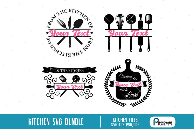 Download 4 kitchen svg, kitchen svg file, kitchen graphics, kitchen ...