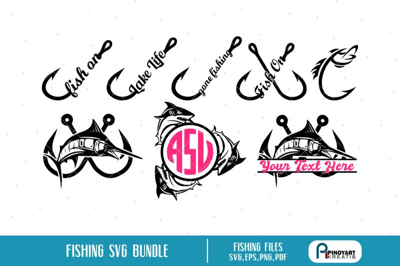 Download Free Fishing Svg Bundle Fishing Svg Fishing Svg File Fish Logo Svg Svg Crafter File Best Svg Cut Files Download