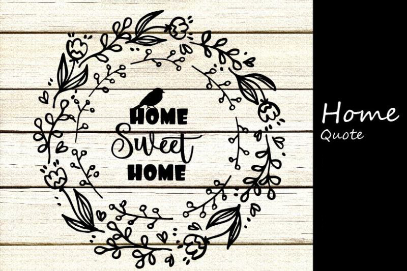 Family Quote Svg Cutting Files Home Quotes Svg Cutting Files By