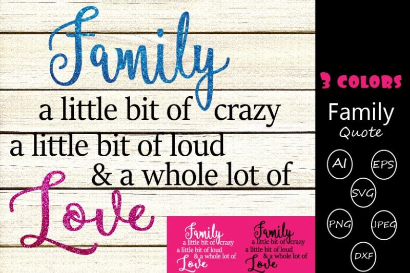 Free Family Quote Svg Cutting Files Quotes Svg Cutting Files Crafter File Free Svg Files For Cricut Silhouette And Brother Scan N Cut