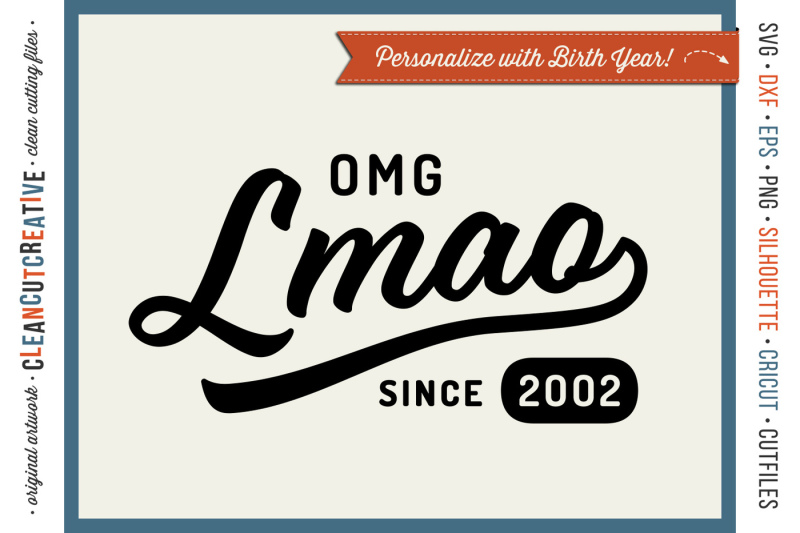 Free Omg Lmao Funny Vintage Shirt Design For Teens Personalize Birth Year Crafter File All News A Practical Guide To Svg And Design Tools Smashing