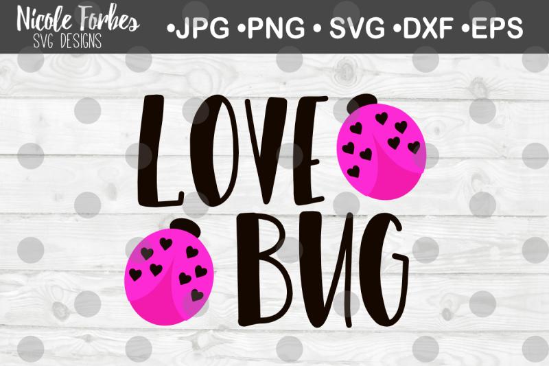 Download Free Love Bug SVG Cut File Crafter File - Best SVG Files Free