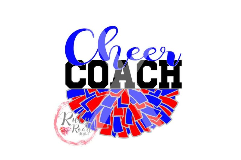 Free Cheer Coach Svg Dxf Crafter File 534048 Free Download Frist Svg Chistmas 2019