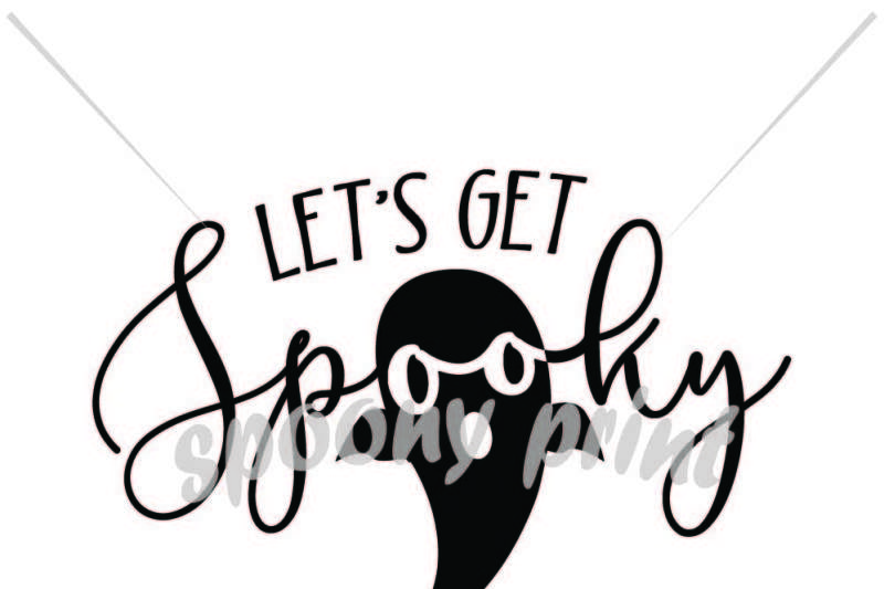 Free Let S Get Spooky Crafter File Free Svg Files See All Svg Cut Files