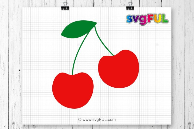 Free Cherry Svg Cherry Clipart Cherries Svg Summer Svvg Cricut Cutting Crafter File Svg Files Free Downloads