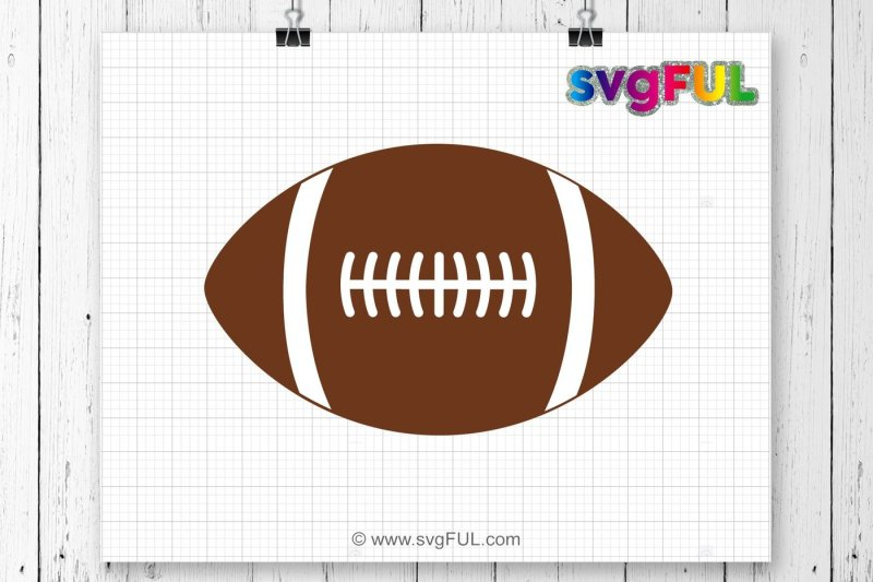 Free Football Svg Football Silhouette Football Png Football Cut Files Svg Download Svg Files Kitchen