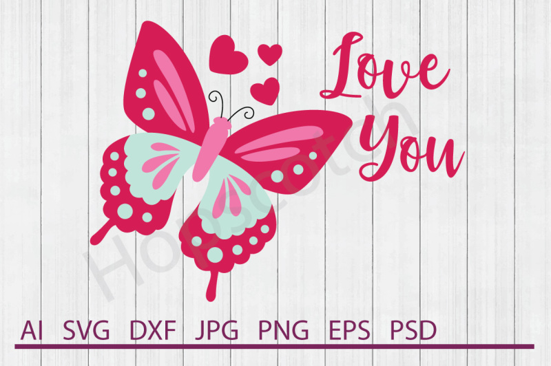 Butterfly Svg Butterfly Dxf Cuttable File By Hopscotch Designs