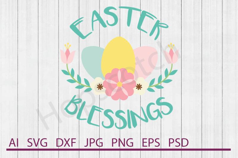 Easter Border Svg Easter Border Dxf Cuttable File Design Svg Files Vector Fonts